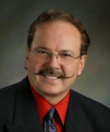 Portrait of Bill Mielke
