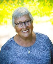 Portrait of Nancy Schmelzer, The Schmelzer Team