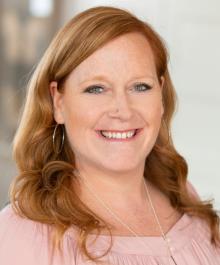 Portrait of Paula Schmelzer Woodward