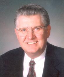 Portrait of Allen Walek