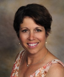 Portrait of Stacy Ozanne