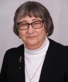 Portrait of Sue Goldstein