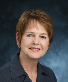 Portrait of Carol Schroeder