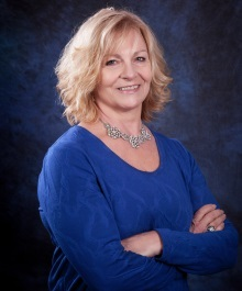 Portrait of Diana Gerke