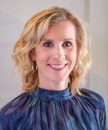 Portrait of Kristin Weber Nick