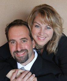 Portrait of Jeff & Carmen Weber