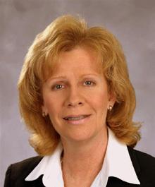 Portrait of Kim Huebner