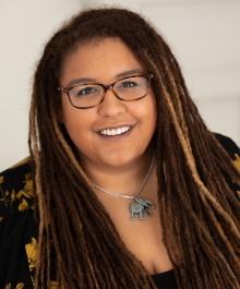 Portrait of Melanie Gilmore-Gaar