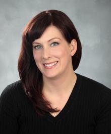 Portrait of Marcy Harrig