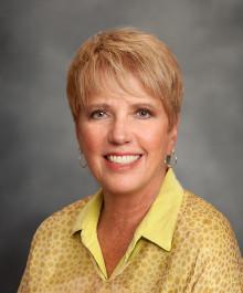 Portrait of Nancy Hilton