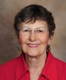 Portrait of Marcia Olson