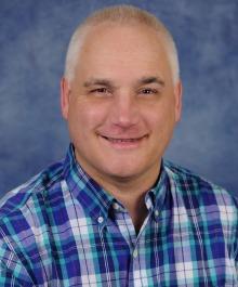 Portrait of Scott Suchomel