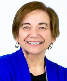 Portrait of Brenda Yetka