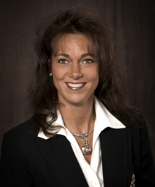 Portrait of Heather Freedy George