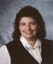 Portrait of Lois Salzieder