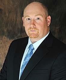 Portrait of Kevin J. Blake