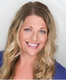 Portrait of Amy Meehan