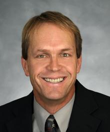 Portrait of Dan Weber