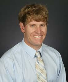 Portrait of Kevin Koehler