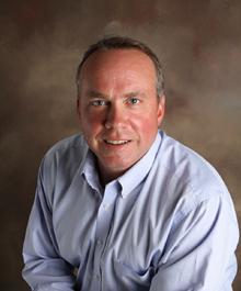 Portrait of Steve Edinger