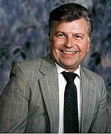 Portrait of Dale Pforr