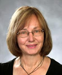 Portrait of Judy Kode