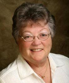 Portrait of Janice Ewald