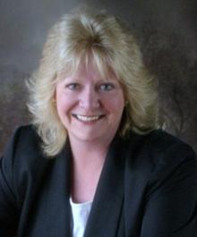 Portrait of Darlene Mitchell