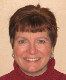 Portrait of Diana Tress