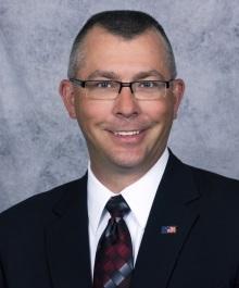 Portrait of Chris Revak
