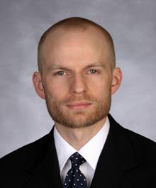 Portrait of Keith Lisiak