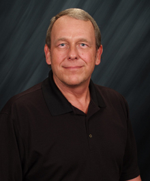 Portrait of Greg Chiconas