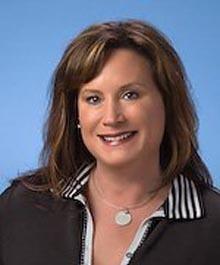 Portrait of Wendy Lund