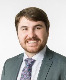 Portrait of Seth Hornung