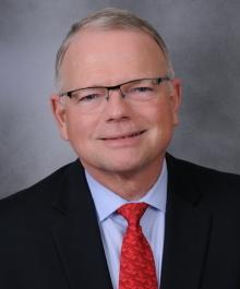 Portrait of Dick Bloomenkranz