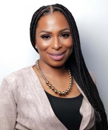 Portrait of Temeeka Mitchell