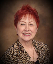 Portrait of Linda Rodriguez
