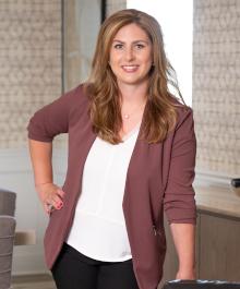 Portrait of Jessica Rinzel