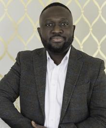 Portrait of Stephen Afolabi
