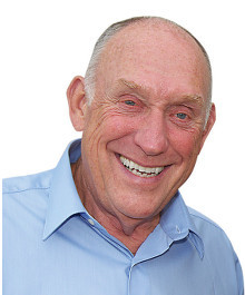 Portrait of Norm Trisler