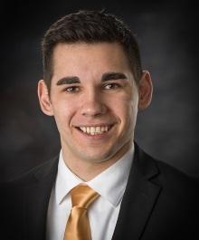 Portrait of Keith Lehman