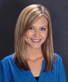 Portrait of Kristi Leister