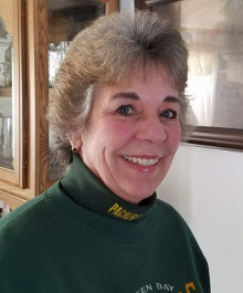 Portrait of Linda Maurer Garbe