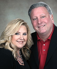 Lee Ann Perrine & Jim Laing