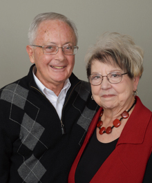 Joan and Wally Fosnight