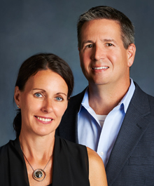 Kathleen and Greg Gapinski