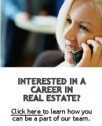 Interested in a Career in Real Estate?