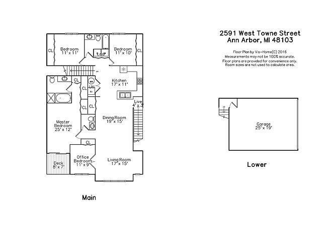 2591 West Towne 16,  Ann Arbor, MI 48103 by Norfolk Realty Limited $329,900