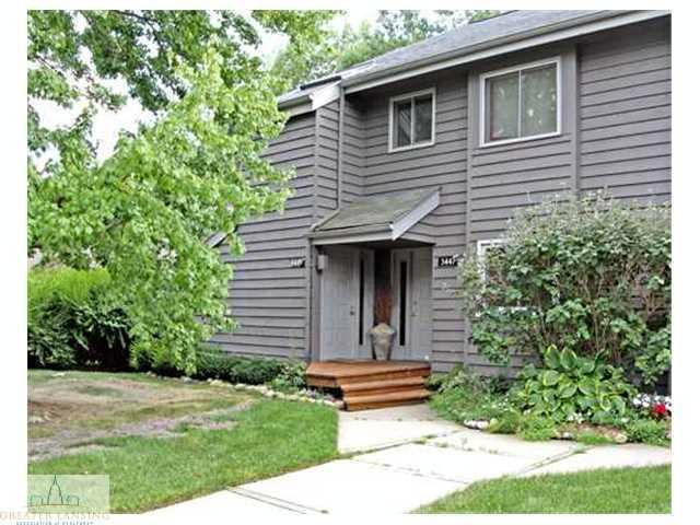 5449 E Wild Oak,  East Lansing, MI 48823 by Lawton Group Inc. $124,900