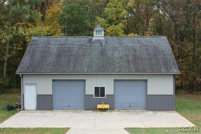 12665 Rome Rd Manitou Beach, MI 49253 by The Vanetten Company $745,000
